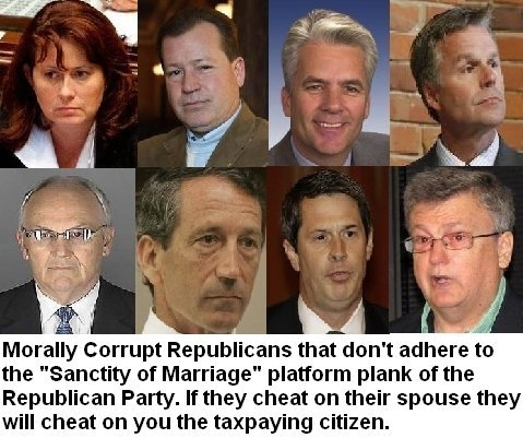 A1 Eight Morally Corrupt Republicans