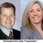Homeland Security Teammates Barr & Richardville