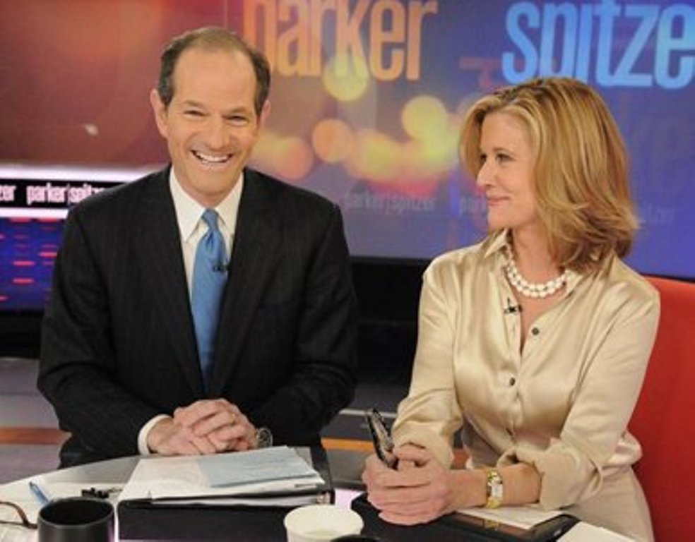 Kathleen Parker & Eliot Spitzer