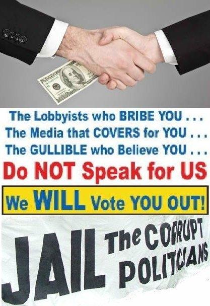 A Jail Lobbyist Politician