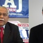 Bill Runco MIGOP & Democrat Dr. Syed Taj