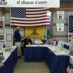 2009 Tea Party Booth Monroe Fair