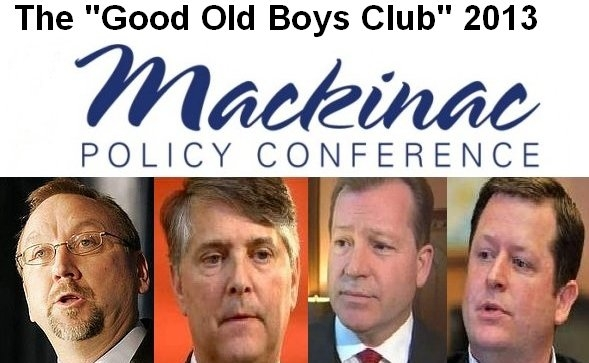 2013 MIGOP Mackinac Policy Conference