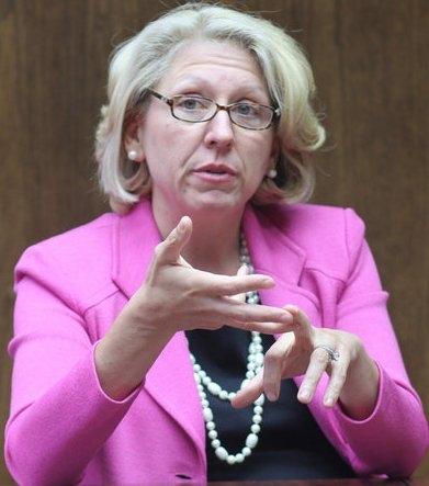 Terri Lynn Land Pink Progressive