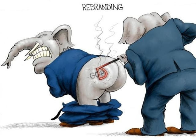 Rebranding the GOP
