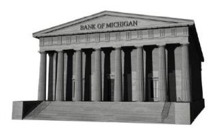 Bank top left