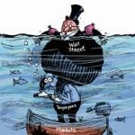 Banksters Cartoon