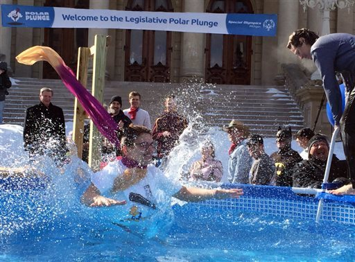 A Legislative Polar Plunge