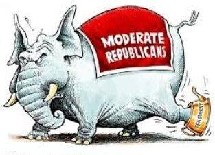 1 Cartoon Moderate Republicans