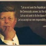 1 John F Kennedy Discrediting Liberal Values