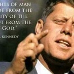 1 John F. Kennedy on God