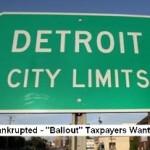 2 Bailout Detroit too-big-fail