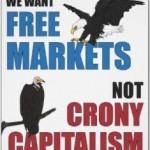 Capital Cronyism Free Markets
