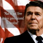 Limited Government Ronald Reagan