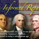1 An Informed Republic