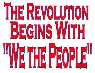 4 A Revolution