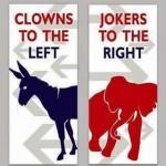 All Clowns Democrats & Republicans