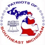 Patriots of Southeast Michigan Logo