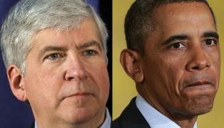 Snyder & Obama
