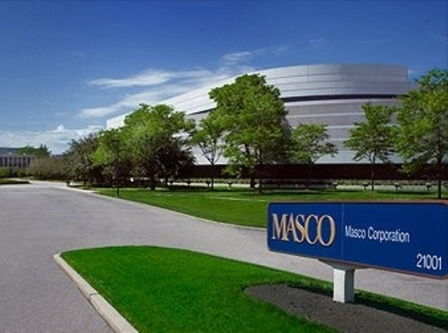 As Jobs Cut at Masco Corporation