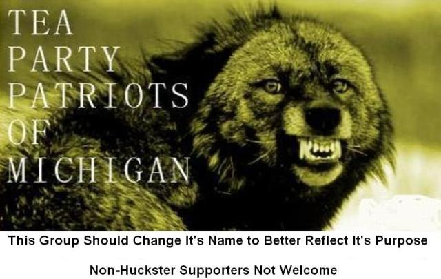 TeaParty Patriots of Michigan Edited