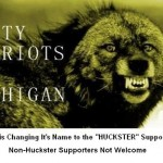 TeaParty Patriots of Michigan TEST