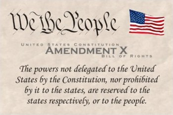 Common Core Tenth Amendment
