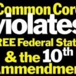 Common Core Violates Constitution