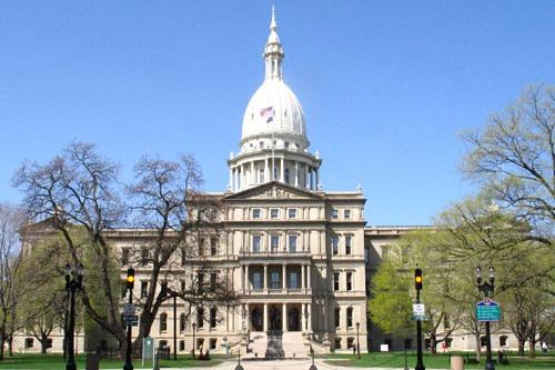 History Michigan Capitol Building
