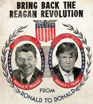 Reagan Trump Revolution
