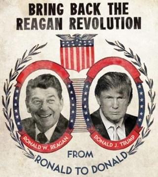 Reagan Trump Revolution
