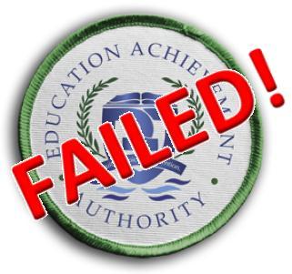 2 EAA failed Bad 321 X 301