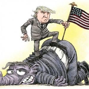 GOP Trumped
